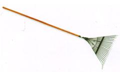 精品园林工具R-22弹簧草耙